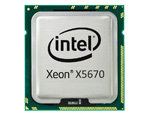سی پی یو سرور اینتل زئون DL360 G7 CPU X5670